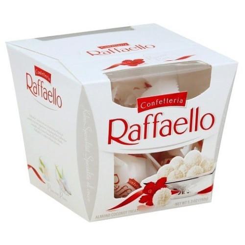 Конфеты Raffaello 150g