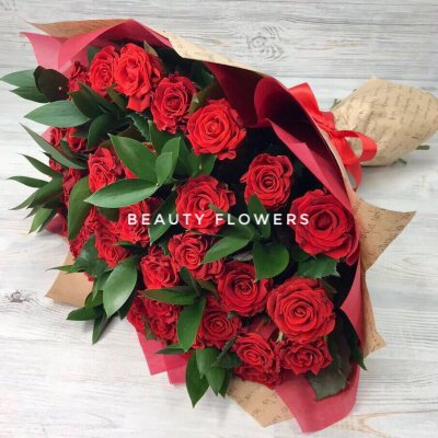 Букет из 29 роз Эль Торо